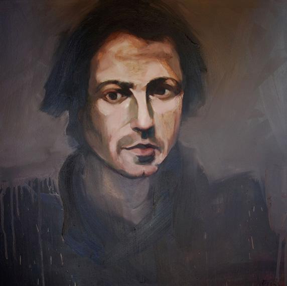 Huile sur toile, 60x60 cm, 2007